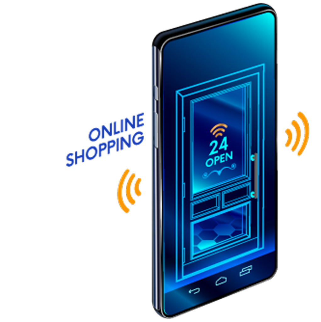 Muenswebit Webdesign Allgäu Smartphone Online Shopping