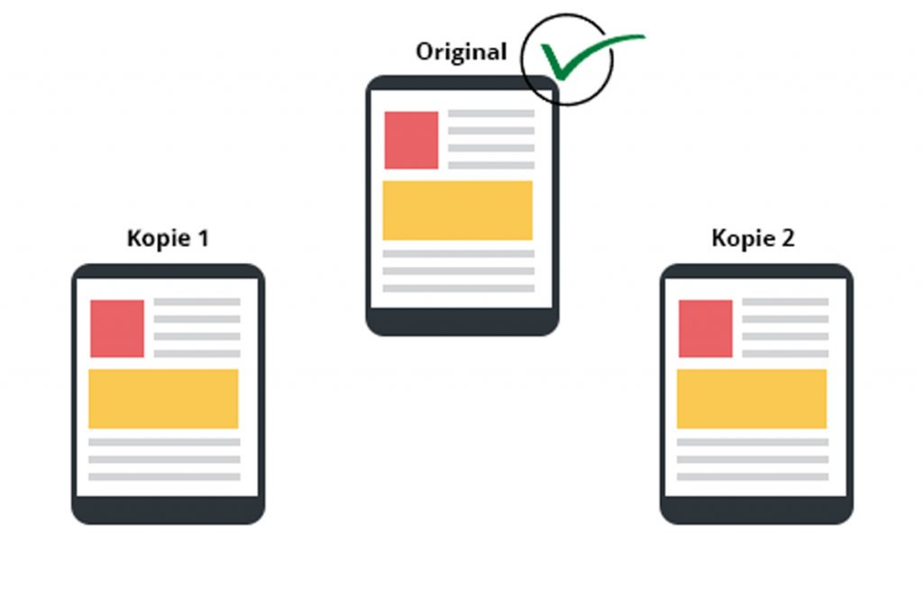 Muenswebit Kompendium Duplicate Content