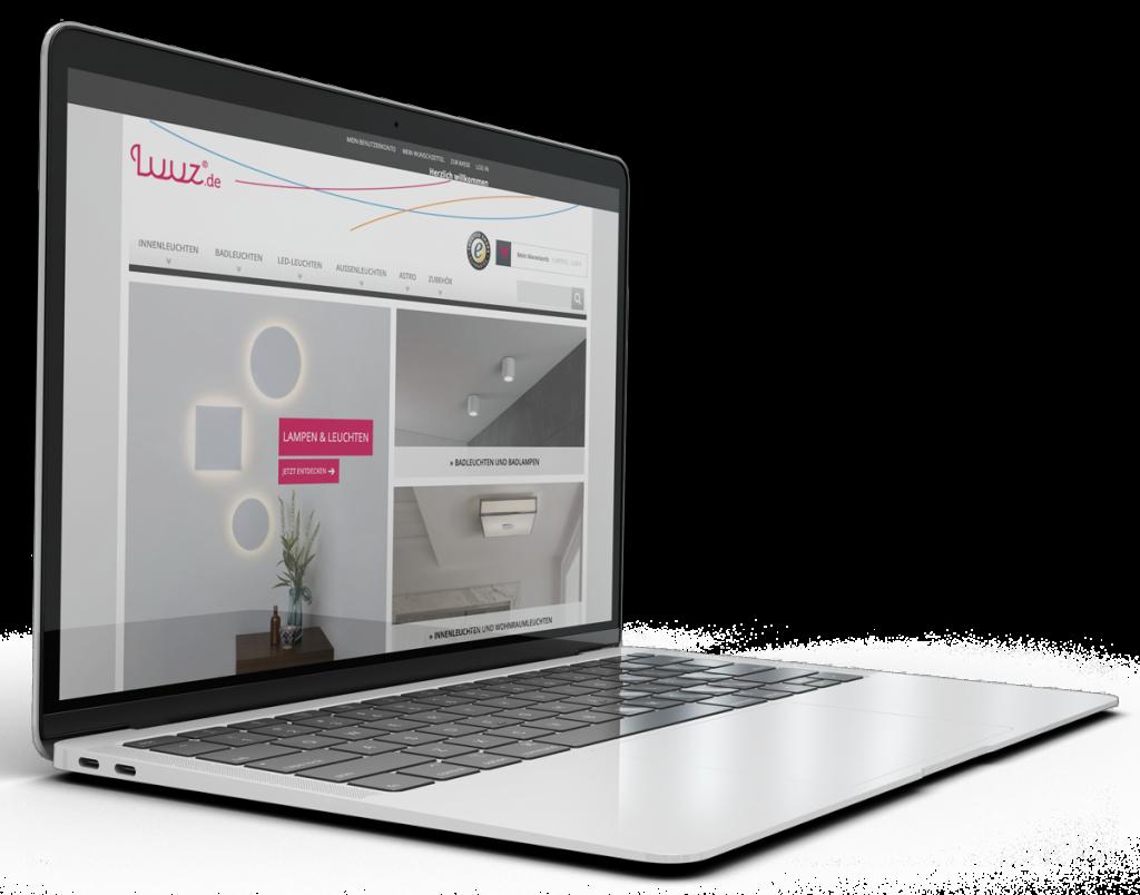 Muenswebit Magento Luuz Online Shop