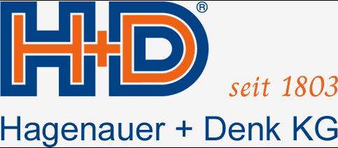 Logo Hagenauer Denk 2019 seit1803 neu