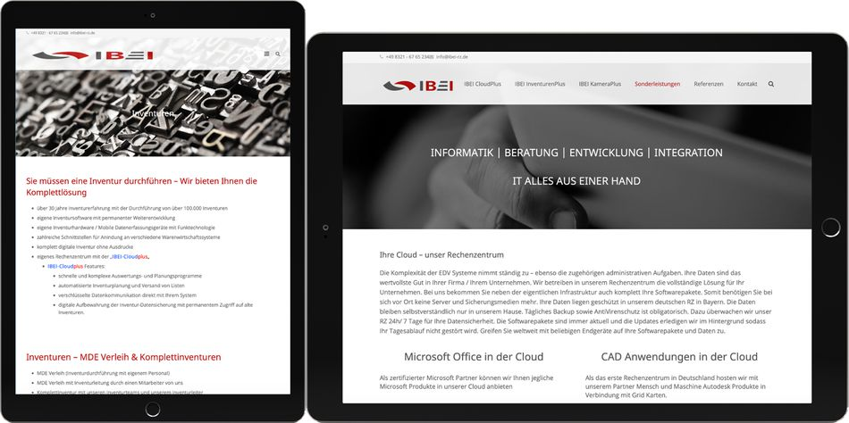 Webdesign IBEI GmbH