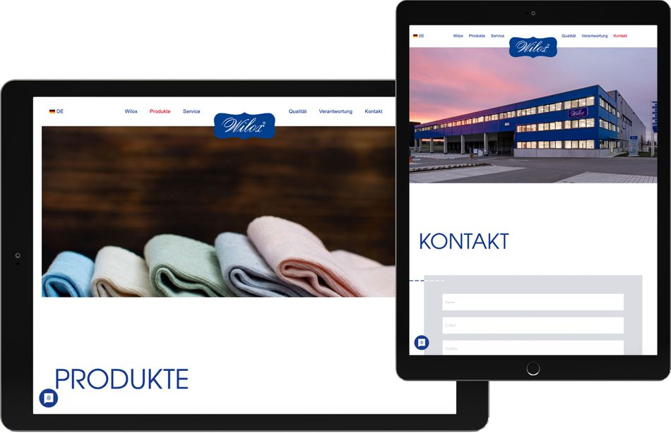 Webdesign WILOX GmbH