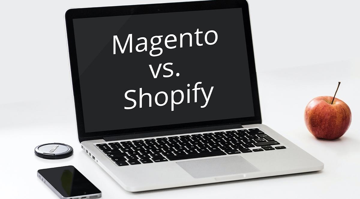 Title Magento vs. Shopify