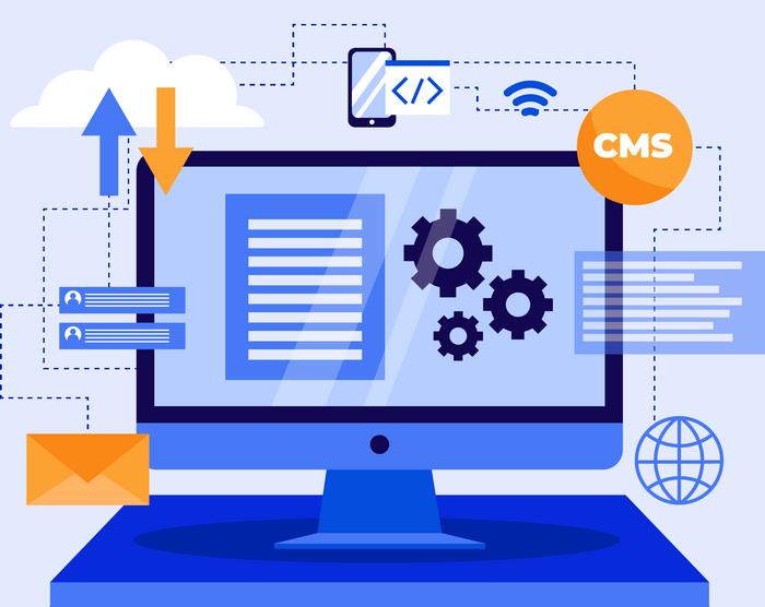 Content Mangement System CMS