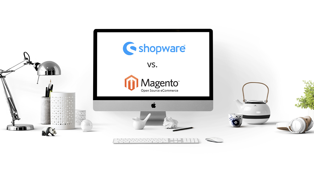 Shopware vs Magento Titel