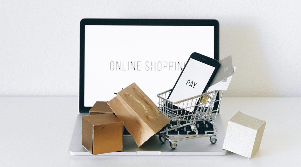 Titel Arten des E-Commerce